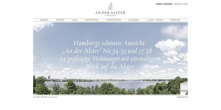 An der Alster