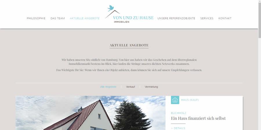 Von und zu Hause Immobilien – Buchholz i.d.N.